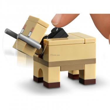 Конструктор LEGO Minecraft искажен лес Фото 5