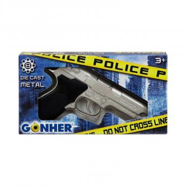 Игрушечное оружие Gonher Пистолет 8-зарядный Фото 4