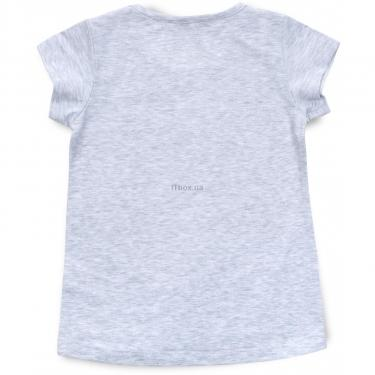 Пижама Matilda с единорогом (12269-3-134G-gray) - фото 5