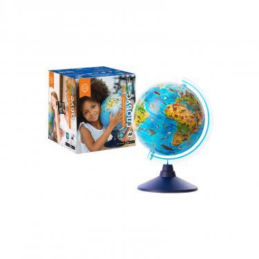 Интерактивная игрушка Alaysky's Globe Глобус зоо-географический, Д21см Фото 2