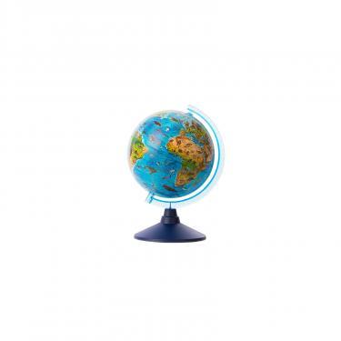Интерактивная игрушка Alaysky's Globe Глобус зоо-географический, Д21см Фото