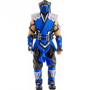 Мягкая игрушка WP Merchandise Mortal Kombat 11 Sub-Zero Фото