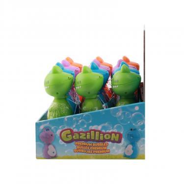 Игровой набор Gazillion Мыльные пузыри Дино, р-н 59мл, зеленый Фото 10