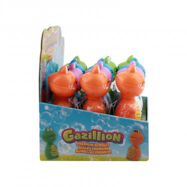 Игровой набор Gazillion Мыльные пузыри Дино, р-н 59мл, зеленый Фото 11