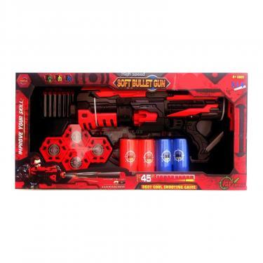Игрушечное оружие Qunxing Стрелковый тир 2 Фото 1