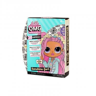 Кукла L.O.L. Surprise! O.M.G. S5 - Солнечная Леди Фото 6
