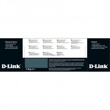 Концентратор D-Link DUB-H7 - фото 3