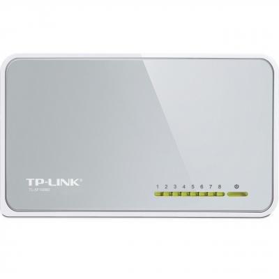 Коммутатор сетевой TP-Link TL-SF1008D