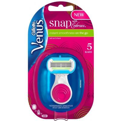 Бритва Venus Snap Embrace с 1 сменной кассетой (7702018364510)