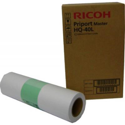 Мастер-пленка Ricoh A3 HQ40L, для JP4500 11OM (893196)