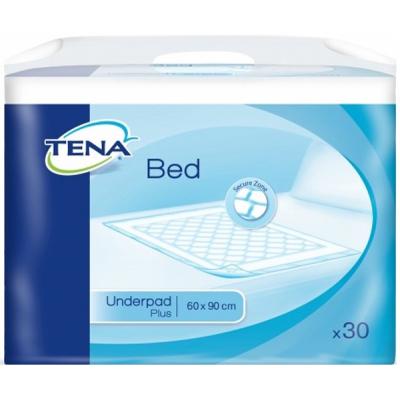 Пеленки для младенцев Tena Bed Plus 60x90 см 30 шт (7322540800760)