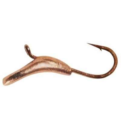 Мормышка Shark Гольф 1 г диам. 4,0 мм крючок D14 ц:медь (1843.02.13)