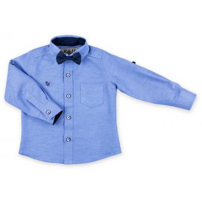 Рубашка Breeze голубая (G-218-86B-blue)
